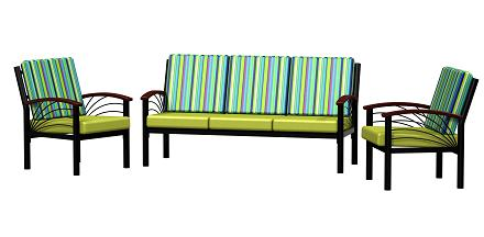 Furniture Kraft sofa FK SF HS 8046(3 +1+1)